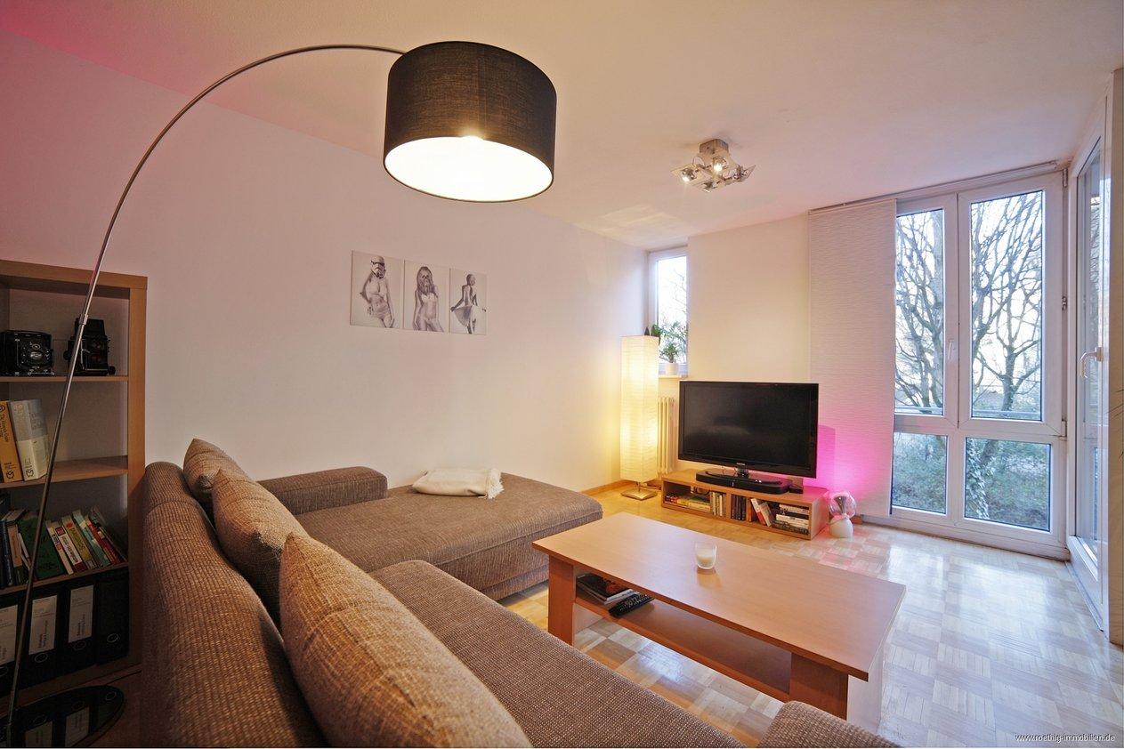 1 Zimmer Appartement München