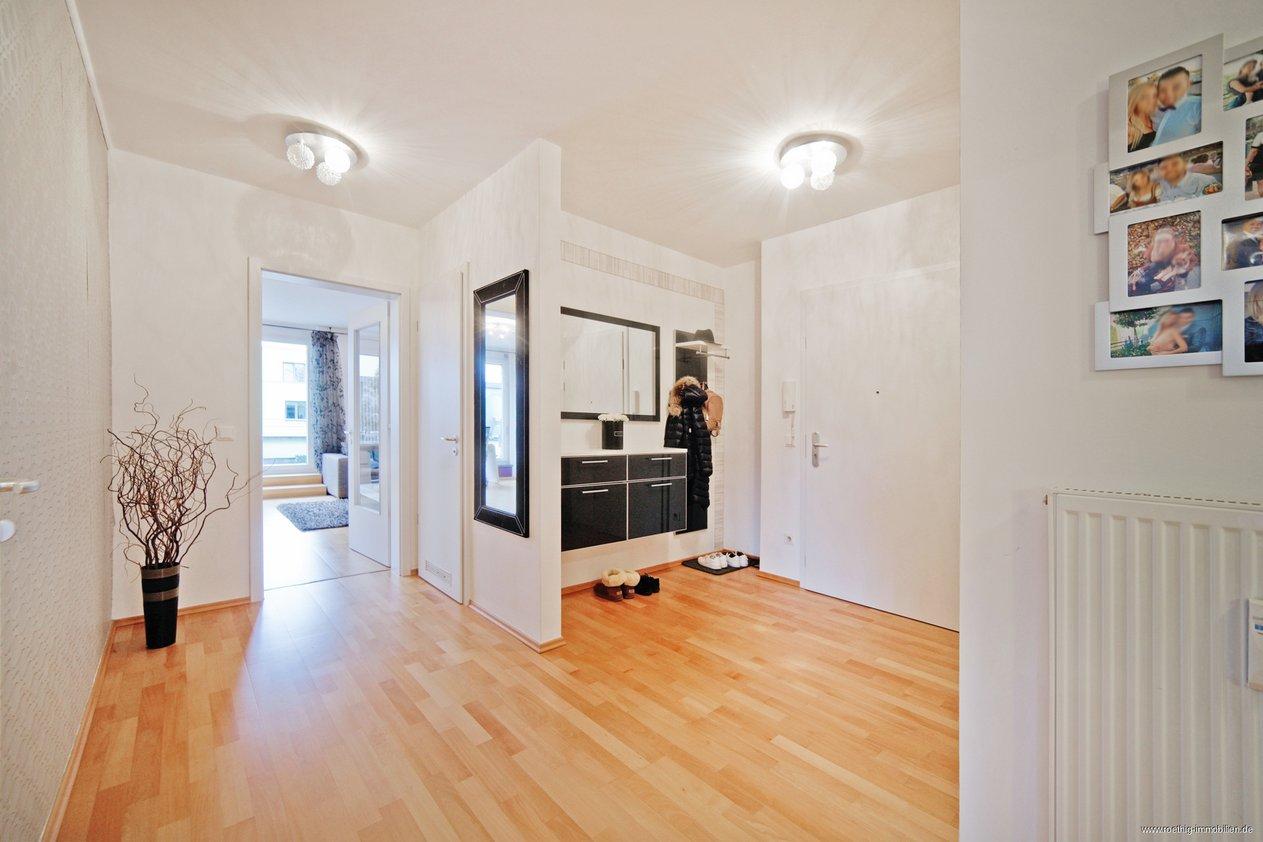 Perfekt für Familien! Moderne 4-Zimmer-Wohnung mit großem ...